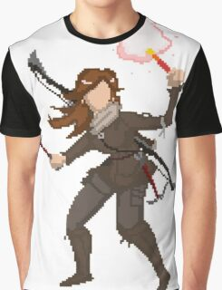 pixel raider Graphic T-Shirt