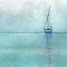 Sailing by Marikohandemade