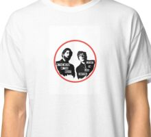 The black keys - portrait Classic T-Shirt