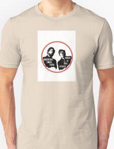 The black keys - portrait Unisex T-Shirt