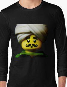 The Indian Snake Charmer Long Sleeve T-Shirt