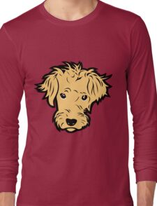 Cute puppy Long Sleeve T-Shirt