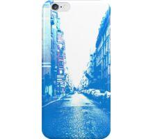 City Street Scene  iPhone Case/Skin