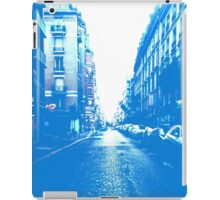City Street Scene  iPad Case/Skin