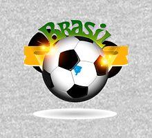 Brazil soccer ball Unisex T-Shirt