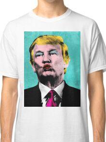 Trump Warhol Classic T-Shirt