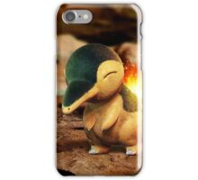Realistic Pokemon: Cyndaquil iPhone Case/Skin