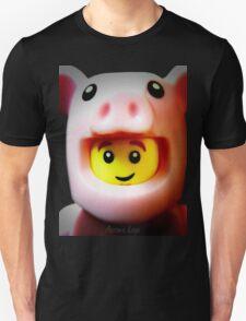 A cute little Piggie Unisex T-Shirt