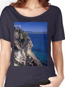 Bennett Head Lookout, Forster, Australia 2000 Women's Relaxed Fit T-Shirt