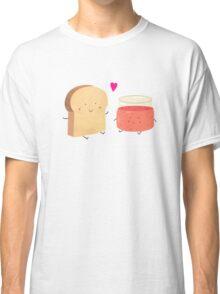 Bread loves jam Classic T-Shirt
