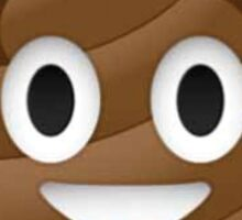 Emoji Poop Sticker