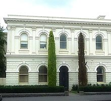 Koroit Bank now a Private Home - Vic. Australia by EdsMum