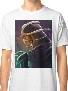 Shredder Foot Clan Grandmaster Classic T-Shirt