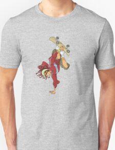 Skateboarding player T-Shirt