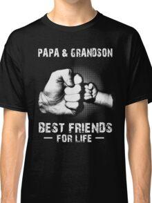 PAPA AND GRANDSON TSHIRT Classic T-Shirt