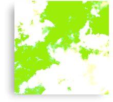 Green Sky Canvas Print