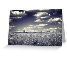 Following Dreams Greeting Card