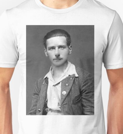 Austrian Nationalist Fighting for Freedom from Communism Circa 1938 Unisex T-Shirt