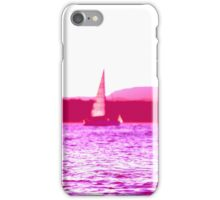 Sailing Sunset iPhone Case/Skin