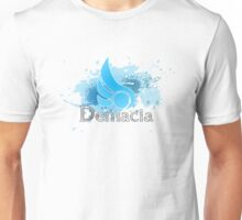 Abstract Demacia Logo Unisex T-Shirt