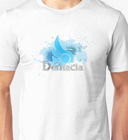 Abstract Demacia Logo Unisex T-Shirt