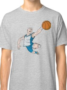 Basketball player pose Classic T-Shirt