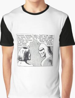 The Phantom n Dudley Graphic T-Shirt