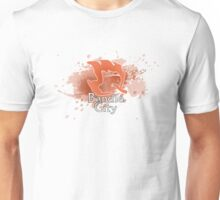Abstract Bandle City Logo Unisex T-Shirt
