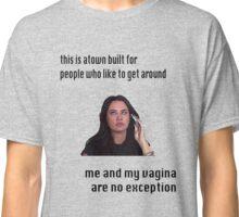 Lydia #RHOMelbourne Classic T-Shirt