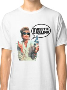 """Absolutely Fabulous - """"Sweetie, Darling"""" Patsy. Classic T-Shirt"""