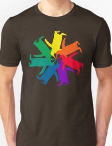 Penguin Color Wheel T-Shirt