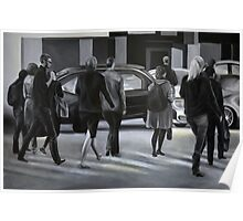 Rush time, 2012, 120-80cm, oil on canvas Poster