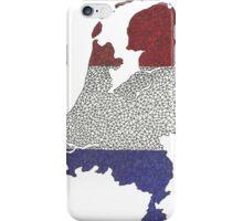 Netherlands flag Holland iPhone Case/Skin