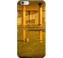 Water under the bridge  iPhone Case/Skin