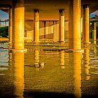 Water under the bridge  by Ralph Goldsmith