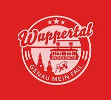 Wuppertal - genau mein Fall Unisex T-Shirt
