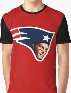 Tom Brady - Patriot Graphic T-Shirt