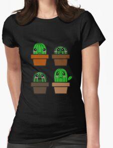 Cactus Womens T-Shirt