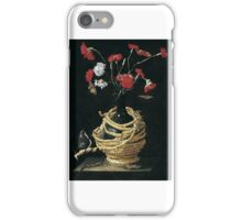 Anonymous, active first quarter 17th century iPhone Case/Skin