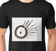 Alchemical Symbols - Gold Fifteen Unisex T-Shirt