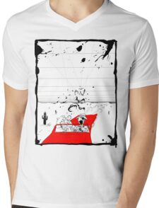 Fear and Loathing in Muppet Vegas Mens V-Neck T-Shirt
