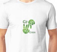 Go Green weed vape nation  Unisex T-Shirt