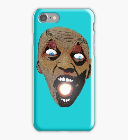 I have a universe in my mouth.. iPhone Case/Skin