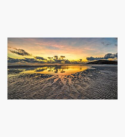 Morning Colours Photographic Print