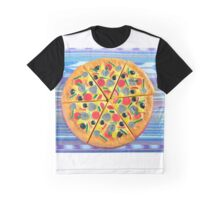 Anyone for Pizza? Graphic T-Shirt
