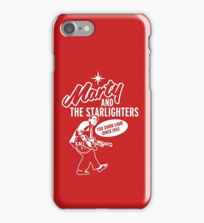 Marty and the Starlighters iPhone Case/Skin
