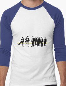 Reservoir mashup Men's Baseball ¾ T-Shirt