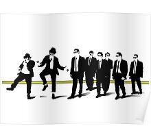 Reservoir mashup Poster