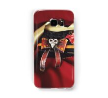 Hollow Yves Royal Suit Bow Samsung Galaxy Case/Skin