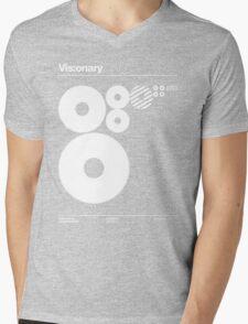 Vis:onary /// Mens V-Neck T-Shirt
